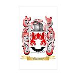 Flaherty Sticker (Rectangle 50 pk)