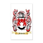 Flaherty 35x21 Wall Decal