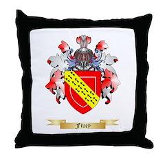 Fivey Throw Pillow