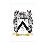 Fitzwilliams Sticker (Rectangle)