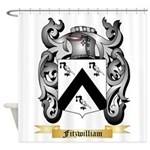 Fitzwilliam Shower Curtain