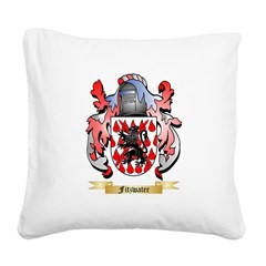 Fitzwater Square Canvas Pillow