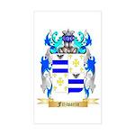 Fitzwarin Sticker (Rectangle)