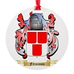 Fitzsimon Round Ornament