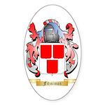 Fitzsimon Sticker (Oval 50 pk)