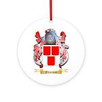 Fitzsimon Ornament (Round)