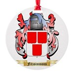 Fitzsimmons Round Ornament