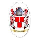 Fitzsimmons Sticker (Oval 10 pk)