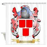 Fitzsimmons Shower Curtain