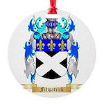 Fitzpatrick Round Ornament