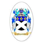 Fitzpatrick Sticker (Oval 10 pk)