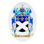 Fitzpatrick Ornament (Oval)