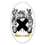 Fitzmaurice Sticker (Oval)