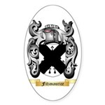 Fitzmaurice Sticker (Oval 10 pk)