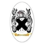 Fitzmaurice Sticker (Oval 50 pk)
