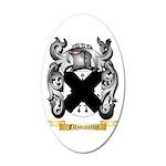 Fitzmaurice 20x12 Oval Wall Decal