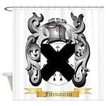 Fitzmaurice Shower Curtain