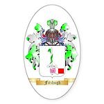Fitzhugh Sticker (Oval 50 pk)