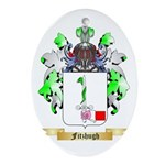 Fitzhugh Ornament (Oval)