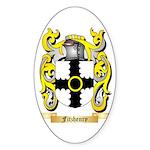 Fitzhenry Sticker (Oval 50 pk)