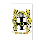 Fitzhenry 20x12 Wall Decal
