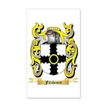 Fitzhenry 35x21 Wall Decal