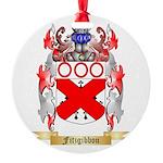 Fitzgibbon Round Ornament