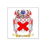 Fitzgibbon Square Sticker 3