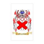 Fitzgibbon Sticker (Rectangle)