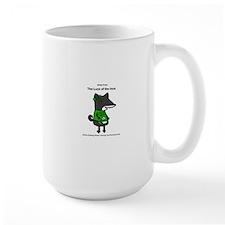 Kiss me, I'm Japanese! Large Mug