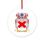 Fitzgibbon Ornament (Round)