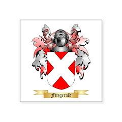 Fitzgerald Square Sticker 3