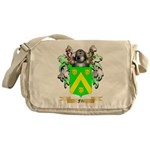 Fitz Messenger Bag