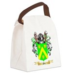 Fitz Canvas Lunch Bag