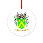 Fitz Ornament (Round)