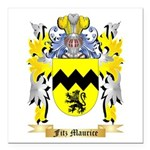 Fitz Maurice Square Car Magnet 3
