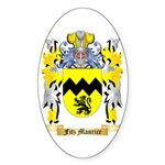 Fitz Maurice Sticker (Oval 50 pk)