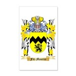 Fitz Maurice 35x21 Wall Decal