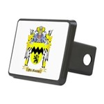 Fitz Maurice Rectangular Hitch Cover