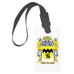 Fitz Maurice Large Luggage Tag