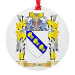 Fitton Round Ornament