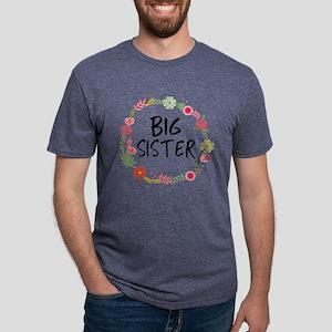 Big Sister Floral T-Shirt