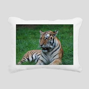 Gorgeous Tiger Rectangular Canvas Pillow