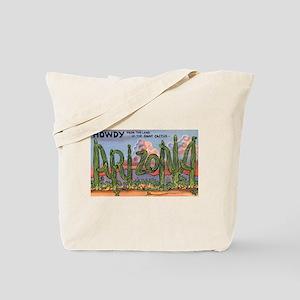 Arizona Greetings Tote Bag