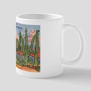 Arizona Greetings Mug