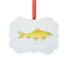 Golden Redhorse 3 Ornament