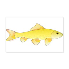 Golden Redhorse 3 Wall Decal