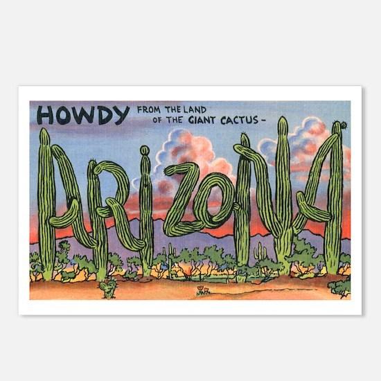Arizona Greetings Postcards (Package of 8)