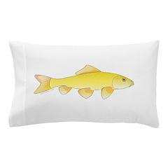 Golden Redhorse 3 Pillow Case