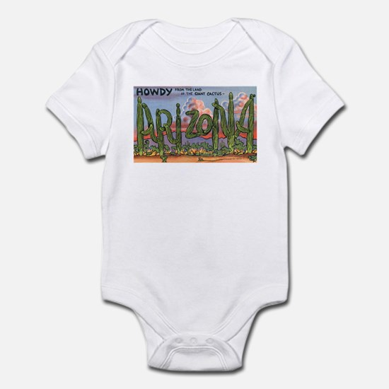 Arizona Greetings Infant Bodysuit